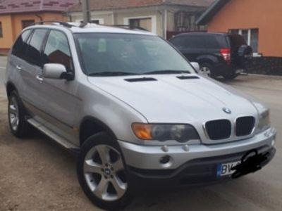 second-hand BMW X5 E53