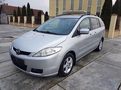 second-hand Mazda 5 7 locuri - an 2007, 2.0 (Diesel)