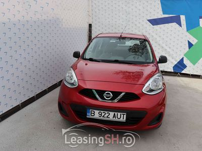second-hand Nissan Micra din 2016