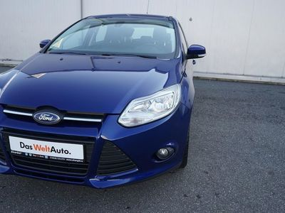 second-hand Ford Focus Trend ECOnetic 1,6 TDCi