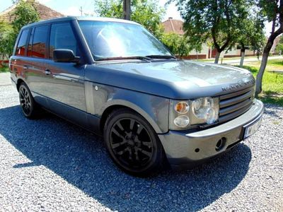 second-hand Land Rover Range Rover
