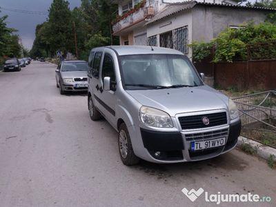 second-hand Fiat Doblò 1.3 multijet 2008 7 locuri