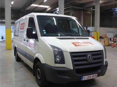second-hand VW Crafter 2010