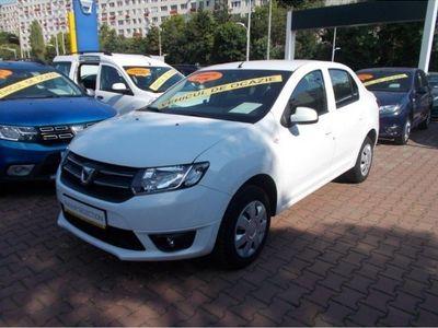 second-hand Dacia Logan New