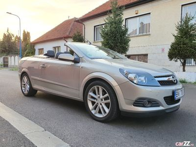 second-hand Opel Astra Cabriolet 2009 149000km reali 1,8i 140cp