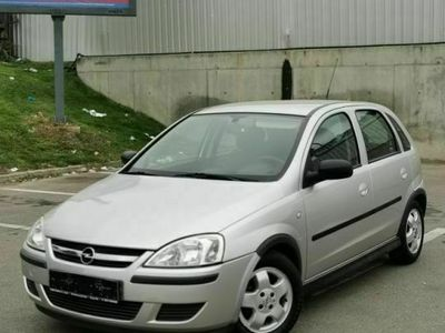 second-hand Opel Corsa 1.0i