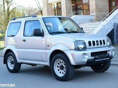 second-hand Suzuki Jimny 1.3