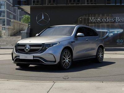 second-hand Mercedes EQC EQC 400 4M MERCEDES-BENZ