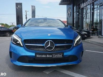 second-hand Mercedes 180