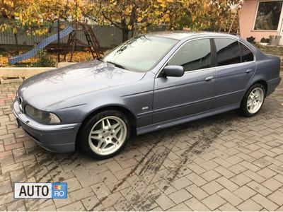 second-hand BMW 525 54