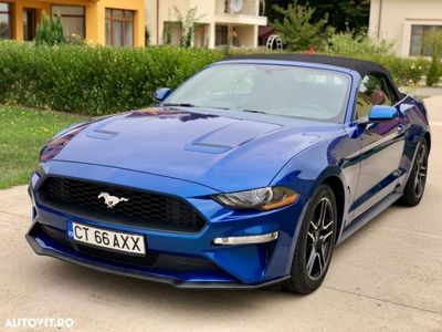 second-hand Ford Mustang