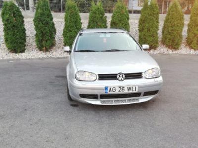 second-hand VW Golf IV 16.16V GPL