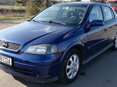 second-hand Opel Astra 2003 Engoy 1.6 benzina 8V 84 CP Unic Proprietar