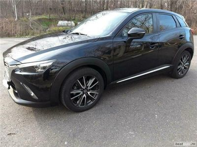 second-hand Mazda CX-3 2017 Skyactive ,Led,climatronic line &side asist