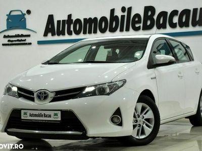 second-hand Toyota Auris 1.8 Hybrid 100 CP AUTOMATA 2014 EURO 5