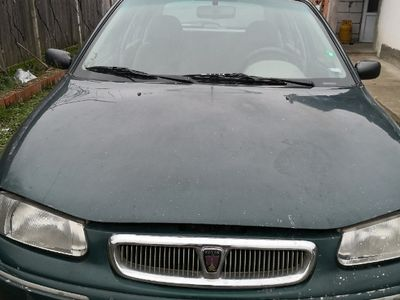 second-hand Rover 200