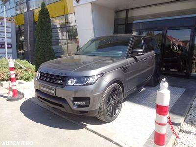 second-hand Land Rover Range Rover Sport din 2015