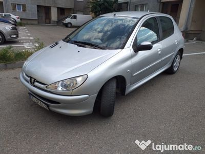 second-hand Peugeot 206 an 2006 .1.4 diesel