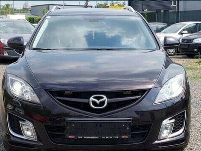 second-hand Mazda 6 Motor: 2.0 Diesel, 140 Cp An: 2009 Carte service