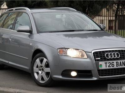 second-hand Audi A4 Avant S Line, 2.0 Tdi (Diesel), an 2006