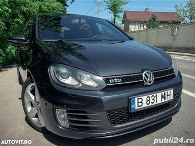 second-hand VW Golf VI GTD