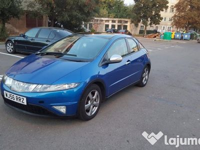 used Honda Civic 2007,2.2CDTI, volan dreapta