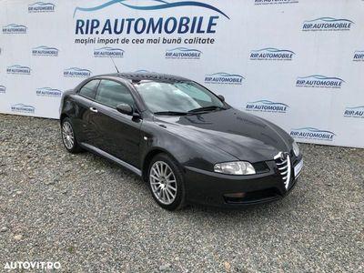 brugt Alfa Romeo GT 1.9JTD 150Cp Bose Jante 17 Piele Alcantara