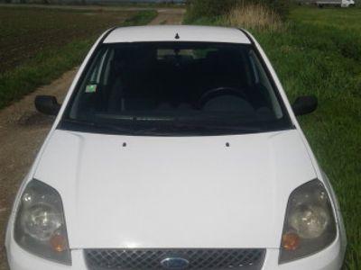second-hand Ford Fiesta Mk 5 1,4 diesel