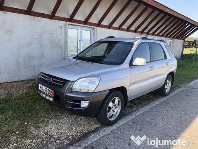 brugt Kia Sportage 4x4 2.0 Crdi140cp Euro4/2008