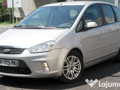 used Ford C-MAX GHIA, 1.8 TDCI Diesel an 2009