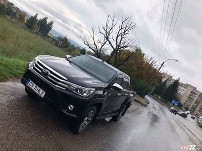 second-hand Toyota HiLux  nou 2020