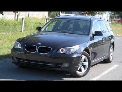 second-hand BMW 520 E61 d Facelift - an 2008, 2.0 D (Diesel)