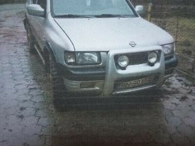 second-hand Opel Frontera DTI 2.2
