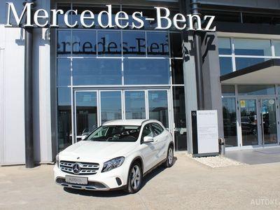 second-hand Mercedes GLA220 d 4MATIC