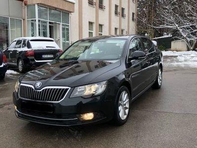 second-hand Skoda Superb III
