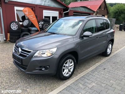 second-hand VW Tiguan
