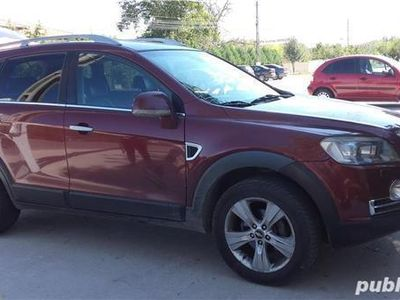 second-hand Chevrolet Captiva Schimb