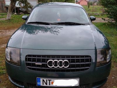 second-hand Audi TT Quattro, BAM