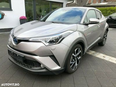 second-hand Toyota C-HR