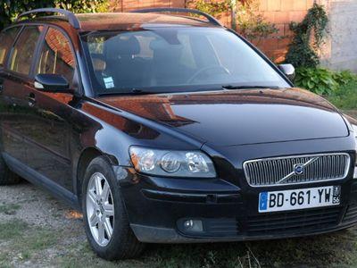 second-hand Volvo V50 - an 2006, 1.6D (Diesel)