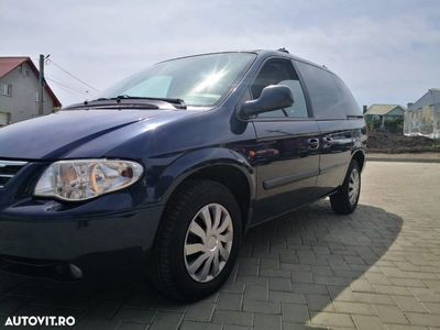second-hand Chrysler Voyager II