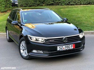 used VW Passat B8