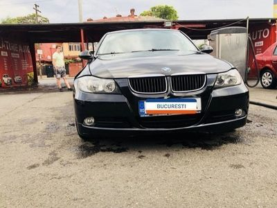 second-hand BMW 320 E90