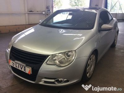 second-hand VW Eos Individual Piele, incalzire carte service, km factura