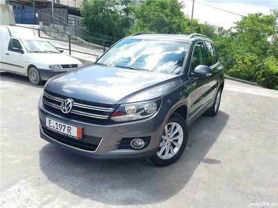 second-hand VW Tiguan Highline 4Motion Impecabil