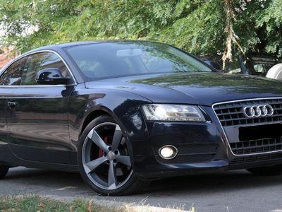 second-hand Audi A5 - an 2008, 2.7 Tdi (Diesel)