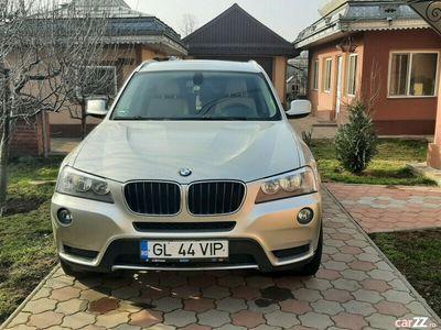 second-hand BMW X3 xDrive Euro 5 184 cp