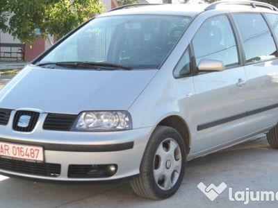 second-hand Seat Alhambra (Sharan, Galaxy) 7 locuri, 1.9 TDI Diesel