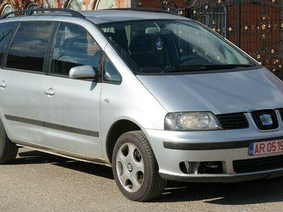 second-hand Seat Alhambra ( Vw Sharan, Ford Galaxy ) 7 locuri - an 2004