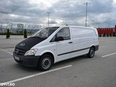 second-hand Mercedes Vito 116 CDi 163 Cp 2011 Euro 5